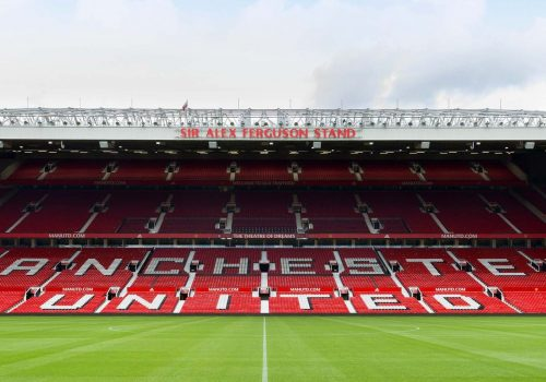 Old Trafford © Manchester United Football Club