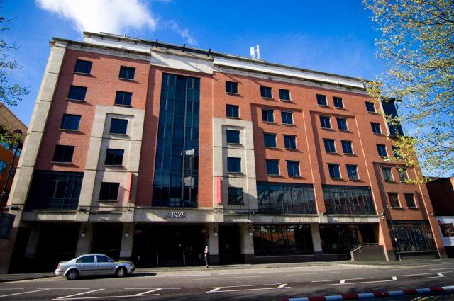 Jurys Inn Exterior NCN