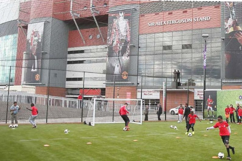 Manchester Football Tours Hotels With Tickets And Match Day Experience