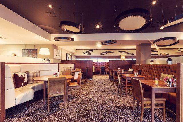 Scottish Steak House at Macdonald Manchester Hotel & Spa